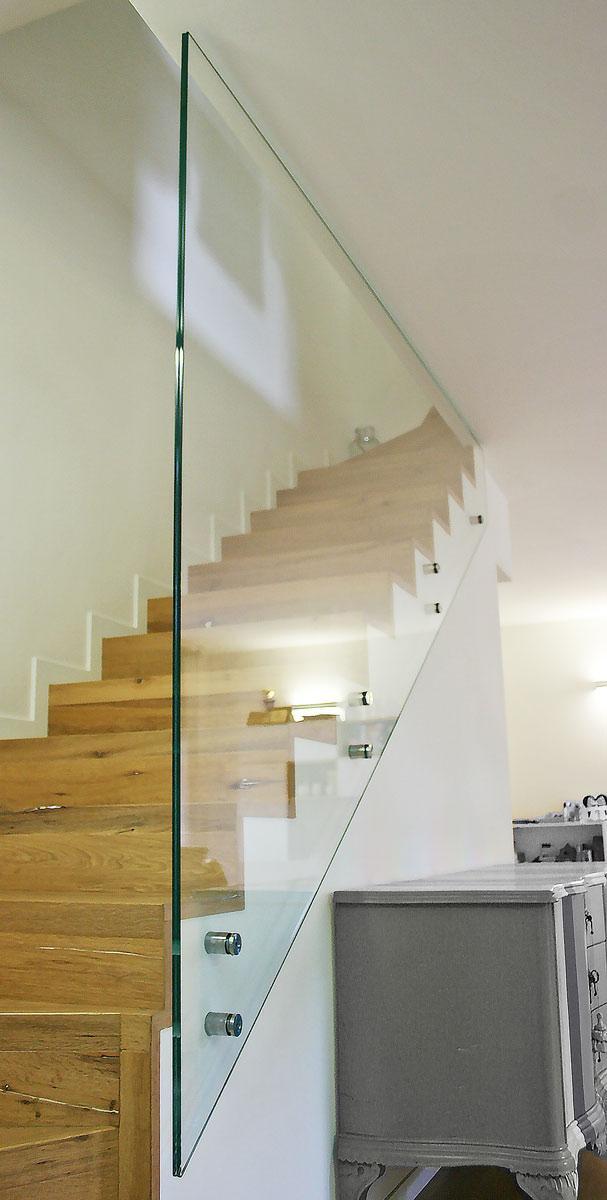Interior Railings - Titan Vetro di Leardini Paolo e Laura